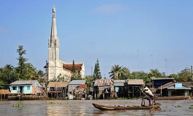Mekong River, Asia,Asian Rivers,Asia