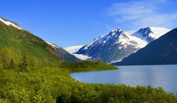 Alaska & West Canada1