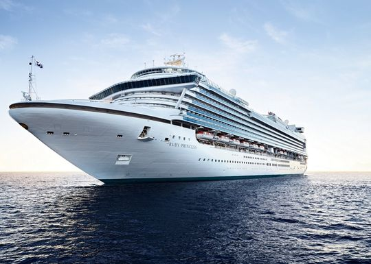 Cruise With Princess Cruises From Sydney Ruby Princess Princess Cruises