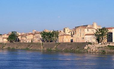 Rhone River, Europe,European Rivers,Mediterranean Sea