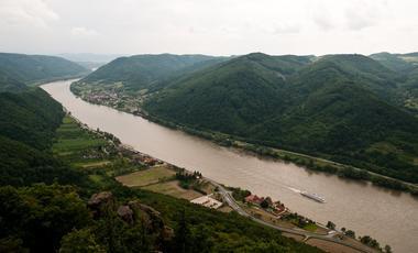 Danube River, Europe,European River,Eastern Europe