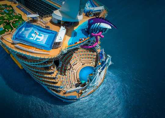 8 Day Voyage On Board The Symphony Of The Seas From Miami