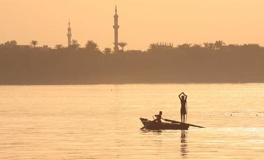 Middle East,Nile River,Red Sea