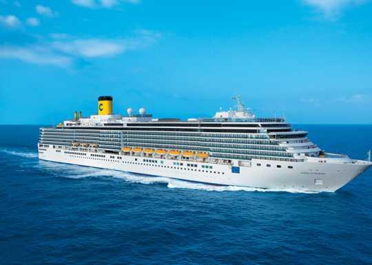 The Majestic Mediterranean Venice Return Costa Luminosa Costa Cruises