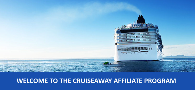 CruiseAway | Cruise Affiliate Marketing Programme - Sign Up Here