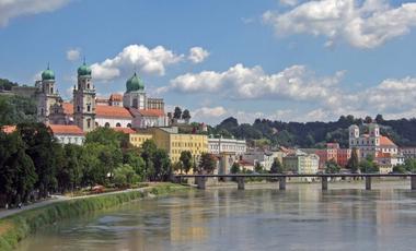 Eastern Europe,Danube River, Europe,European Rivers