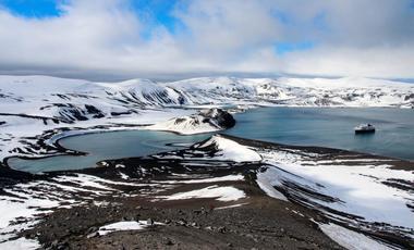 Antarctic Ocean,South America