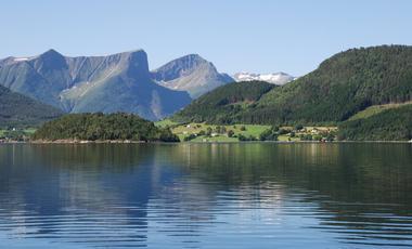 Northern Europe,Norwegian Fjords